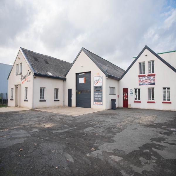 Vente Immobilier Professionnel Local commercial Noyers-sur-Cher 41140