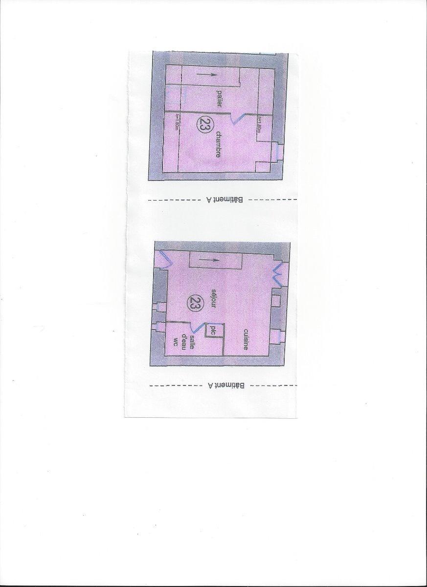 Offres de vente Duplex Saint-Gervais-la-Forêt 41350